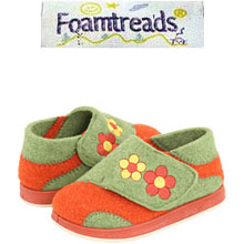 Foamtreads Children's Slippers